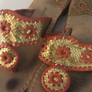Jack Rogers Hampton's Sandals